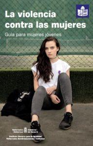 imagen de la guía de violencia contra las mujeres (guía para jóvenes)