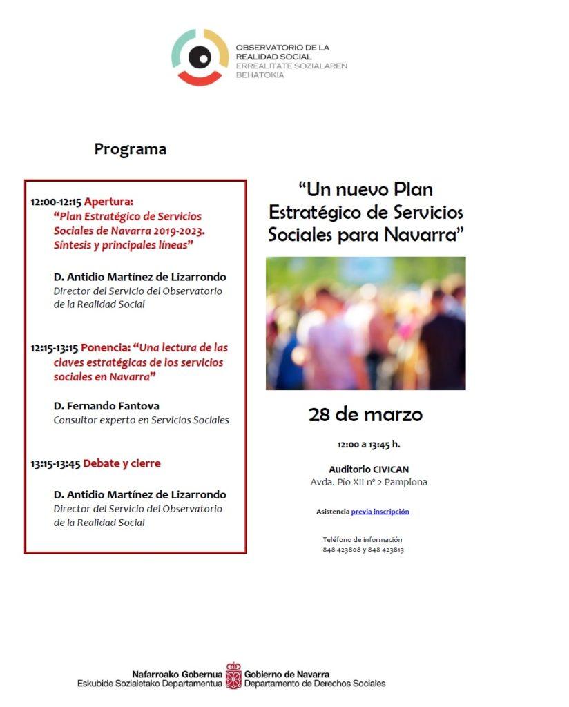 Programa de la jornada
