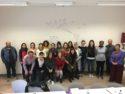 Fotografía del curso que se ha llevado a cabo este fin de semana en Pamplona sobre metodología TEACCH