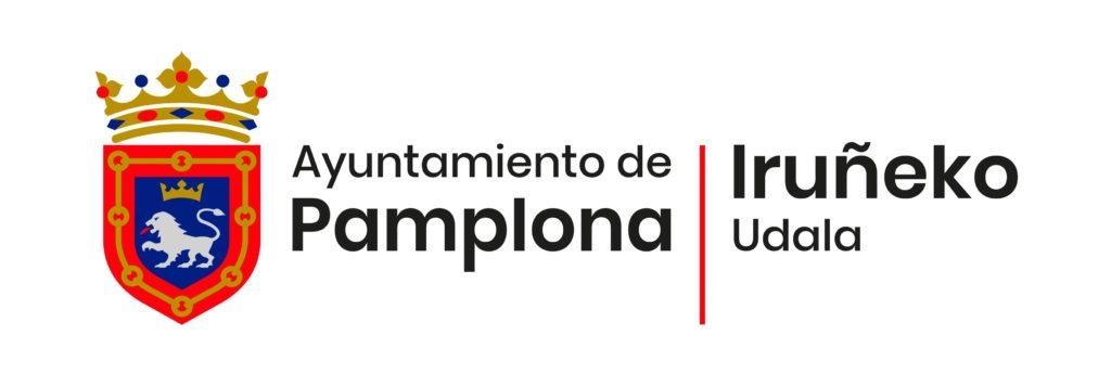 Logotipo del Ayuntamiento de Pamplona