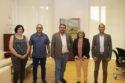 Carmen Burgui, José Antonio Delgado, Unai Hualde, Mariluz Sanz, Manuel Arellano