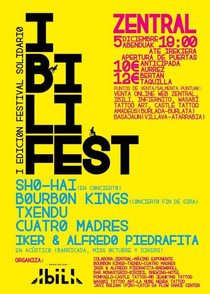Imagen del cartel del evento